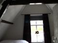 Slaapkamer het Kadehuisje