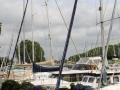 Kadehuisje aan de haven van Middelharnis